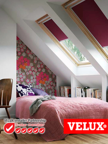 South Cheshire Roofing Roof Lights Velux South